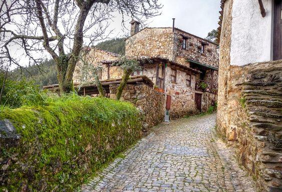 Casal de São Simão, Serra da Lousã