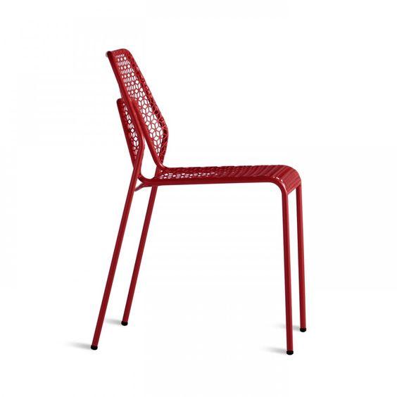 Outdoor grandmas table   Hot Mesh Chair – Modern Chairs –green