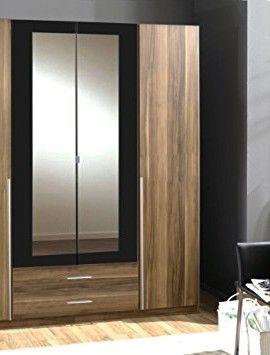 Wardrobe German Made Wimex 4 Doors In Walnut