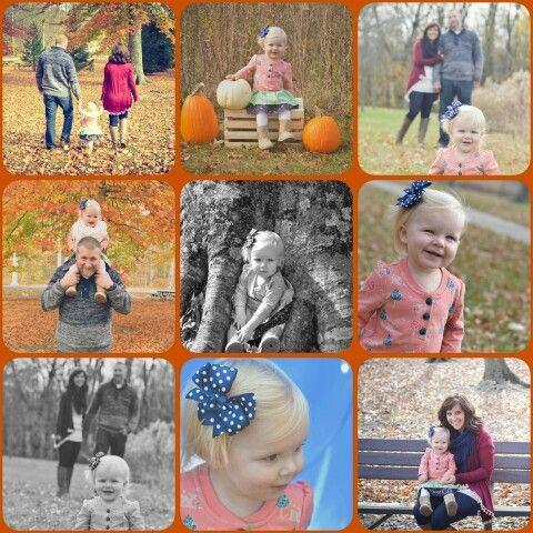 Fall family photos!