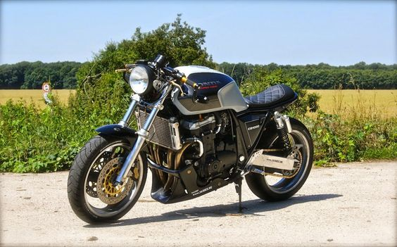 1993 CB1000 'BIG ONE' - FIFTYSIX BIKE DESIGN - INAZUMA CAFE RACER