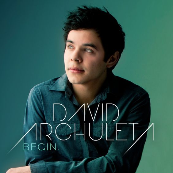 David Archuleta's new album officially out today. Recorded before he left for his mission to Chile.
