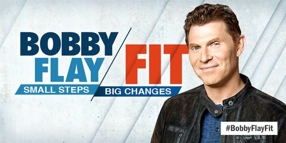 #BobbyFlayFit is back with all-new videos and healthy recipes!
