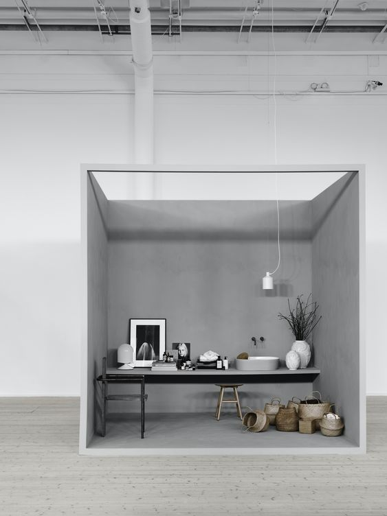 Note Design Studio x Lotta Agaton, exhibition at ArkDes by Residence Magazine, via http://www.scandinavianlovesong.com/
