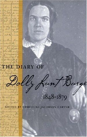P22 Cezanne font on The Diary of Dolly Lunt Burge, 1848-1879
