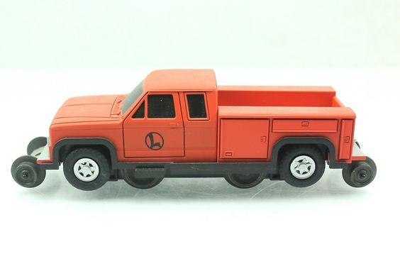 O Lionel Collectors Club of America Orange Pickup Truck 6 52107 | eBay