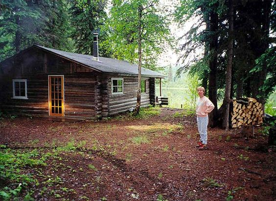 Nechako Retreat Accommodations - Wilderness fly fishing cabins ...