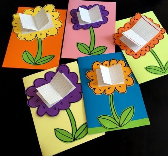 paper flower storybooks