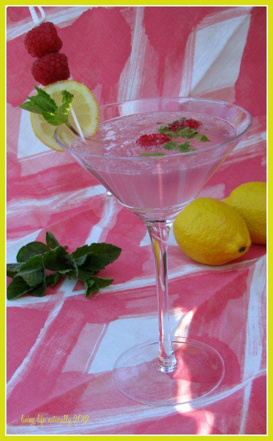 Raspberry Limoncello Spritzer.