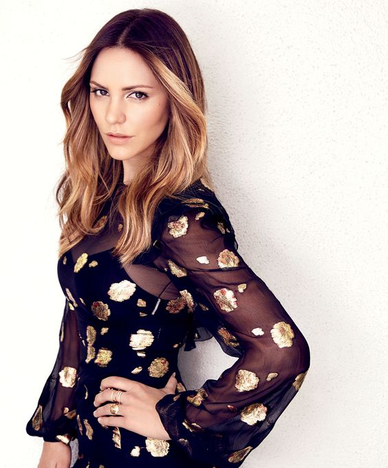 Singer Katharine McPhee cut her chops over a decade ago on american Idol. Now…