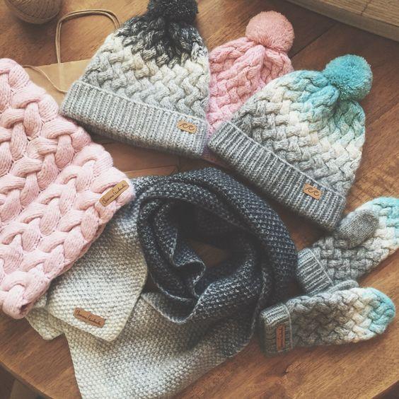 My knits: