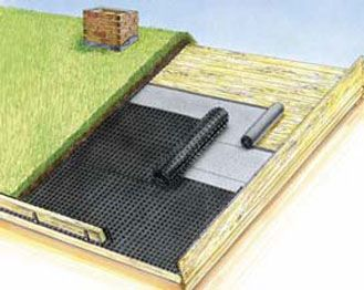 green roofs   Roofing systems and Green roof systems, UK - Triton Chemicals
