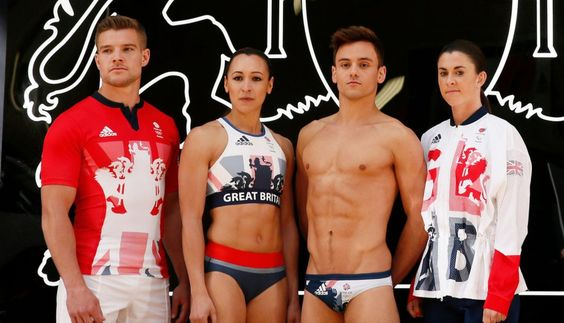 Olympics 2016: The Most Stylish Uniforms from the Rio Games: UK Olympic Committee