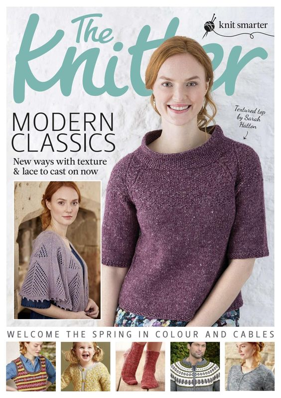 The knitter issue 96 2016 by Tanaba - issuu