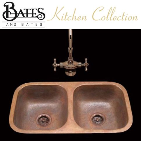 Bates & Bates Kitchen Sink - Z1832P Zena Z Series - Plain (6 ...