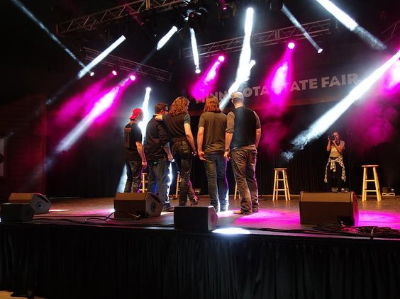 "homefree | home free MN State Fair ""Taking Pictures of Taking Pictures!"""