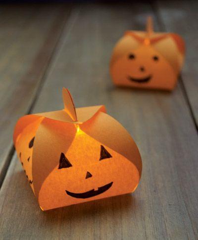 Photophore citrouille mod le imprimer halloween for Modele de citrouille a imprimer