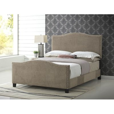 Glory Furniture Sona Contemporary Panel Bed & Reviews | Wayfair