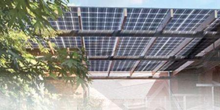 Paneles fotovoltaicos bifaciales
