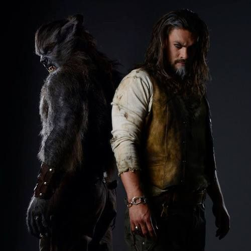 "Jason Momoa, ""Wolves"". My inner movie critic HATED this show but I would literally watch it thousands of times for the way he looks.... DAMN."