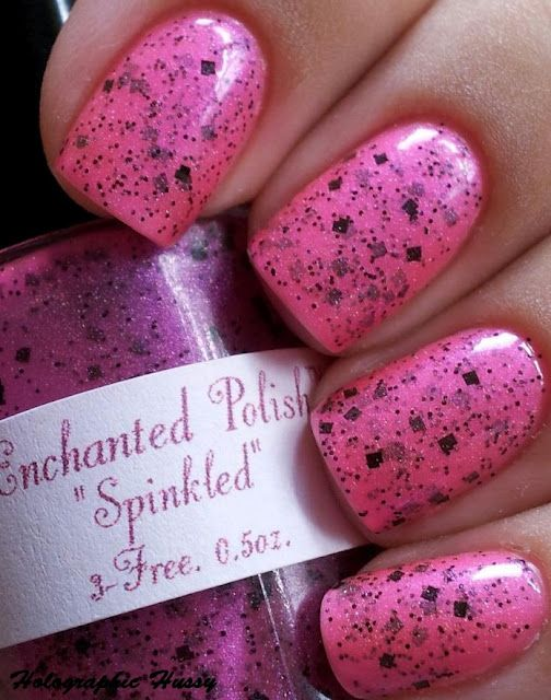 Enchanted Polish Spinkled- I  cant wait to get my hands on this!