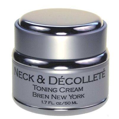 Skincare Cream   Neck Toning Cream by Bren New York