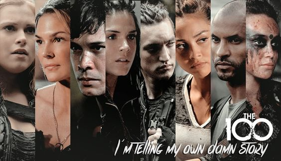 ► The 100 ||  I'm Telling My Own Damn Story For all the 100 lovers out there just watch and be amazed.