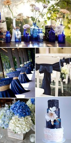 Bodas en Azul – Ideas y tendencias