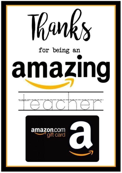 Teacher Valentine Printables Teacher Appreciation Gift Card Teacher Gift Card Teacher Gift Guide