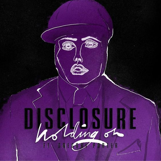 Disclosure featuring Gregory Porter — Holding On (studio acapella)