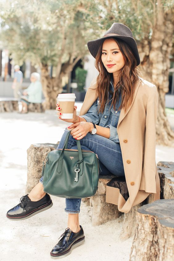 Style goals via Jamie Chung and @harpersbazaar