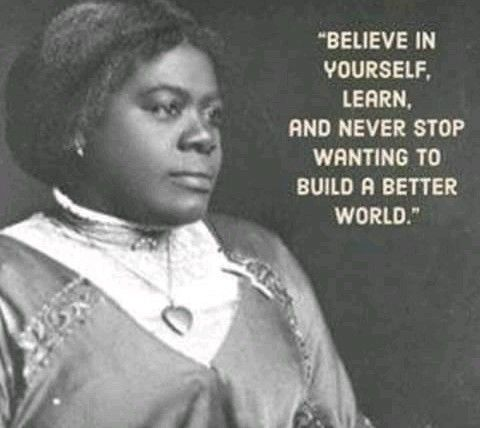 Pin By Davina Stash On Black Excellence Black History Month Quotes African American Quotes Black Women Quotes