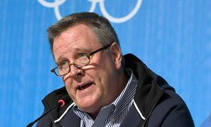 Scott Blackmun, chief executive officer of USOC: 'Our policy is not to investigate, it is to report any credible suggestions that there is abuse taking place.'