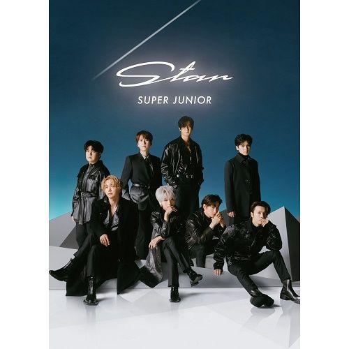 SUPER JUNIOR - STAR - The Japanese ALbum