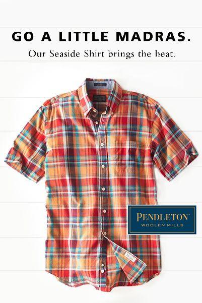 Pendleton SS 2015