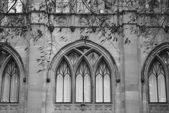Scots Church Sydney. Aug 2016 Wynyard Station. Founded by John Dunmore. First Presbyterian Church in Sydney.