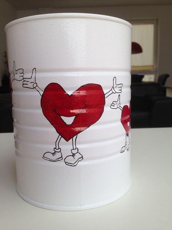 Corazón por Alba