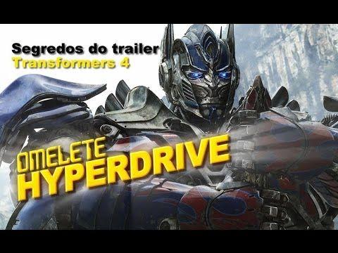 Segredos do Trailer   Transformers 4: A Era da Extinção