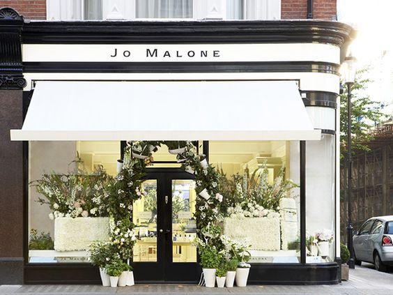 Jo Malone London, Sloane Street Boutique