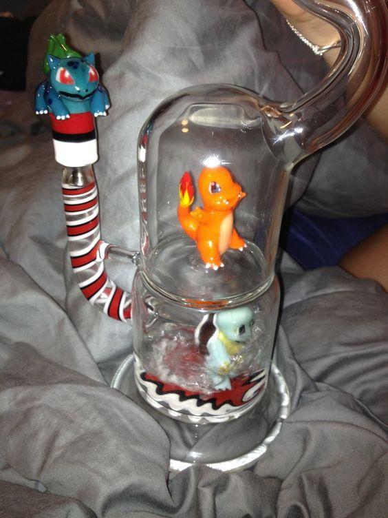 Pokemon bong