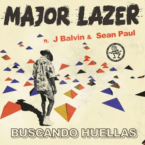 Major Lazer Buscando Huellas Ft J Balvin Sean Paul Major Lazer Jbalvin Música Latina