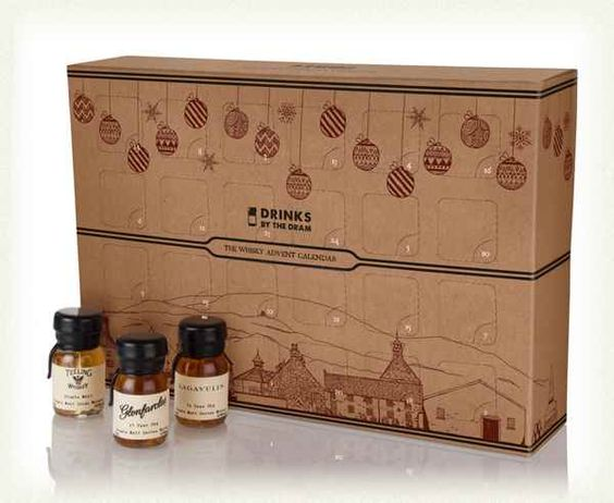 The Whisky Advent Calender (2016 Edition)