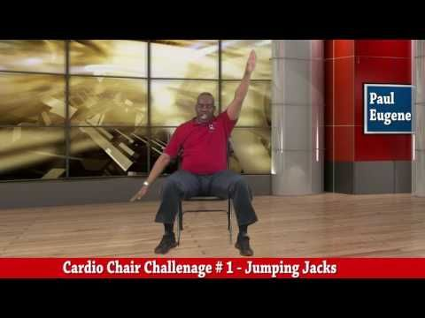 Chair Jumping Jacks Challenage Youtube Jumping Jack Challenge Jumping Jacks Workout Jumping Jacks