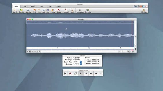 NCH Wavepad Sound Editor - Easy to Use Audio Editor Wavepad Download ►►► http://www.thecheapsoftware.com/wavepadsoundeditor WavePad Sound Editor is a profess...