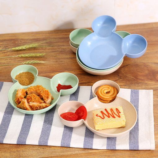 Poebaby Is Under Construction Kids Plastic Bowls Baby Bowls Snack Plate