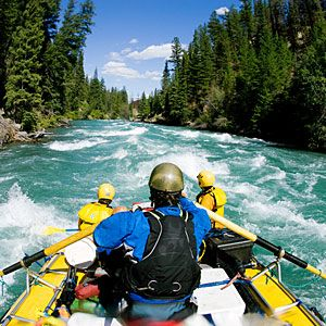 Top river rafting trips in the West | Sunset.com