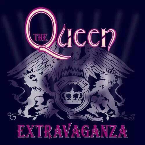 The Queen Extravaganza logo