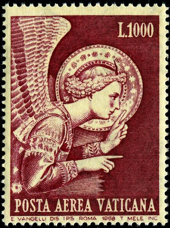Vatican, Vatican City And Stamps On Pinterest