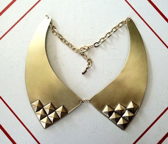 Brass Oxford Collar :}}