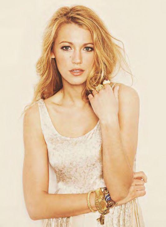 Blake. So pretty.